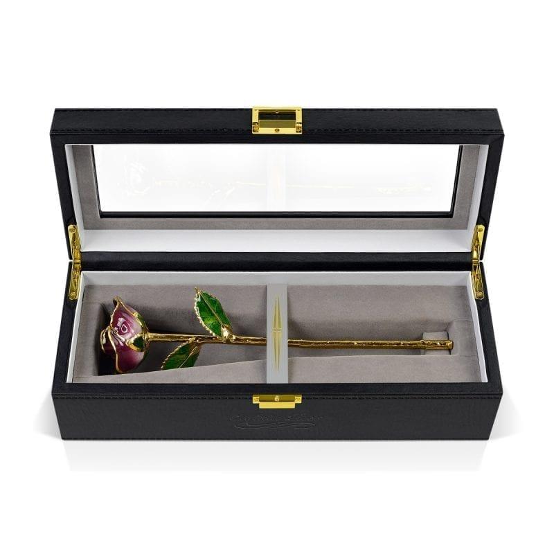 magenta two tone rose gift
