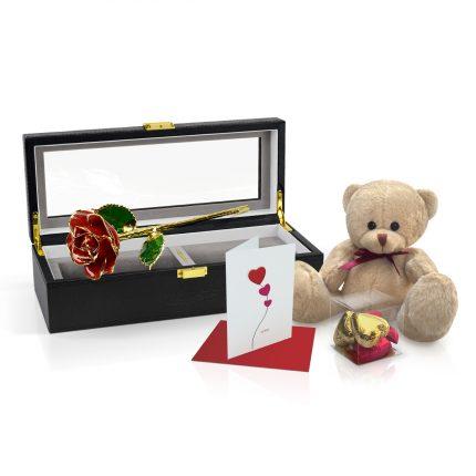 red rose gift