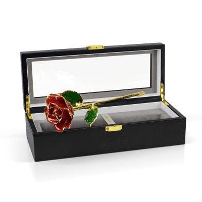 red rose gift