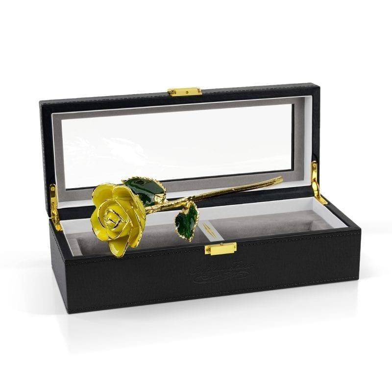 yellow rose gift